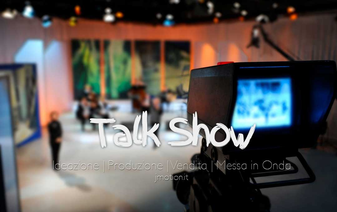 Crea TALK SHOW Jmotion